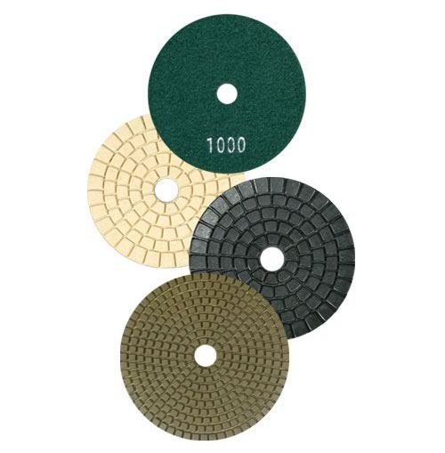 "4"" Diamond Polishing Pads"