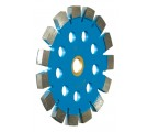 "4.5"" Blue Boulette Tuck Point Blade 4.5""x .250 x 7/8-5/8, 12mm"
