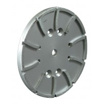 "10"" Grinding Disc Head, 10 Segments"