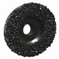 "4.5"" Silicon Carbide Grinding Pad, 16 Grit"