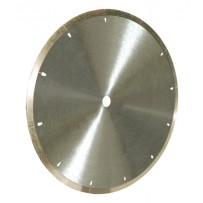 "4"" Ultra Thin Bullet Tile Blades 4"" x .048 x 5/8, 7mm rim"