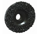 "7"" Silicon Carbide Grinding Pad, 16 Grit"