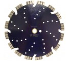 "14"" Super Turbo Segmented 14""x.125 x1""-20mm, 15mm rim"