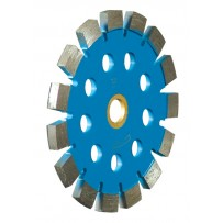 "4"" Blue Boulette Tuck Point Blade 4"" x .250 x 7/8-5/8, 12mm"