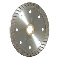"14"" Premium Turbo Blade 14"" x .125 x 1""-20mm, 10mm rim"