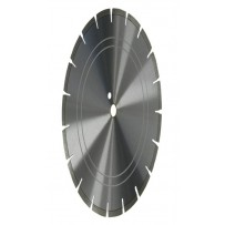 "26"" Supreme Concrete Blade- 26"" x .165 x 1"", 10mm rim"