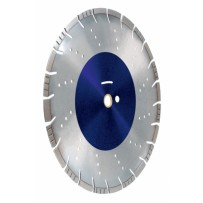 """20"""" All Cut Pro Blade 20""""x.140 x1""""-20mm, with hole core,10mm rim"""