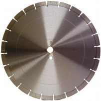 "10"" Standard Segmented Sintered 10"" x .110 x DM7/8-5/8, 10mm rim"